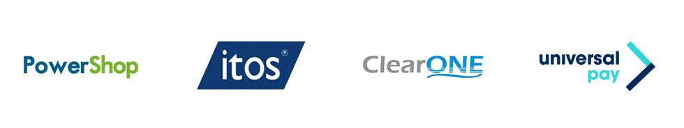 Powershop | Itos | ClearOne | UniversalPay